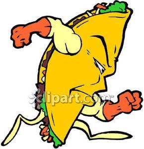 290x300 Best Taco Clipart Ideas Cute Food Drawings