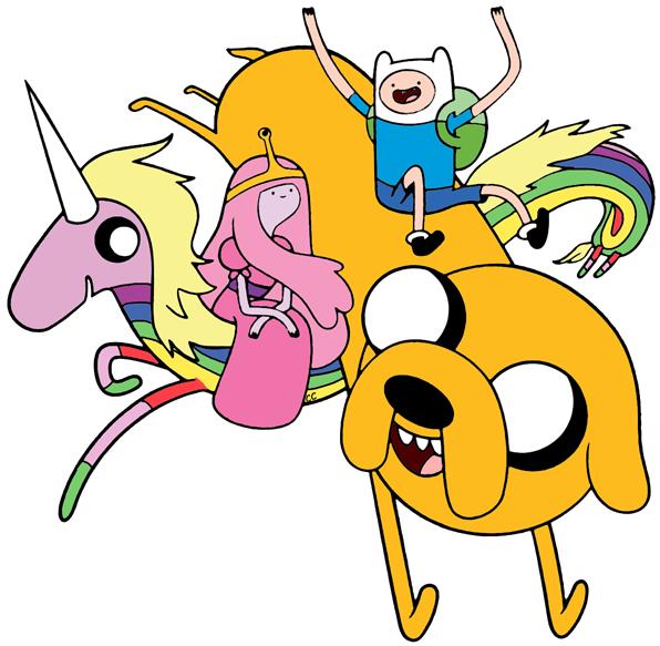 596x583 Adventure Time Clip Art Images