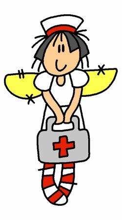 Cartoon Nurse Image