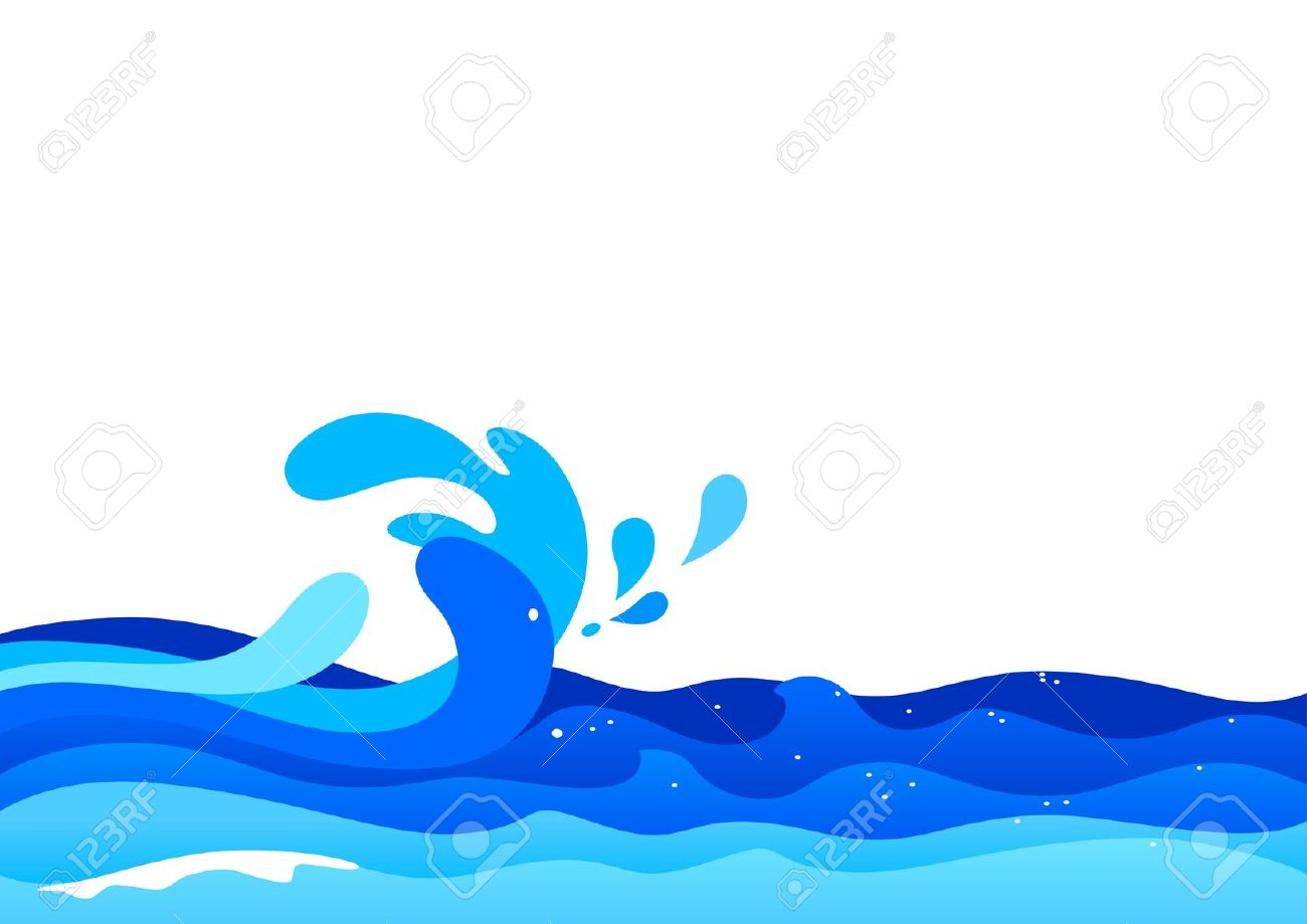1300x919 Cartoon Pictures Of Waves