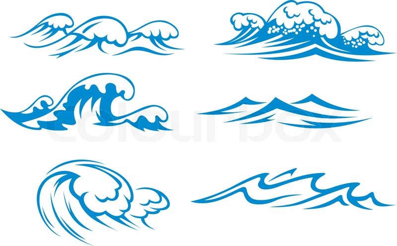800x495 Sea Clipart Surf Wave