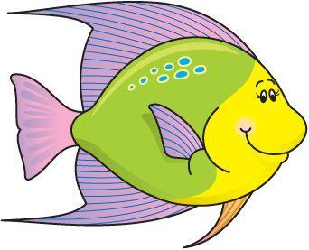 Cartoon Of Fish Clipart