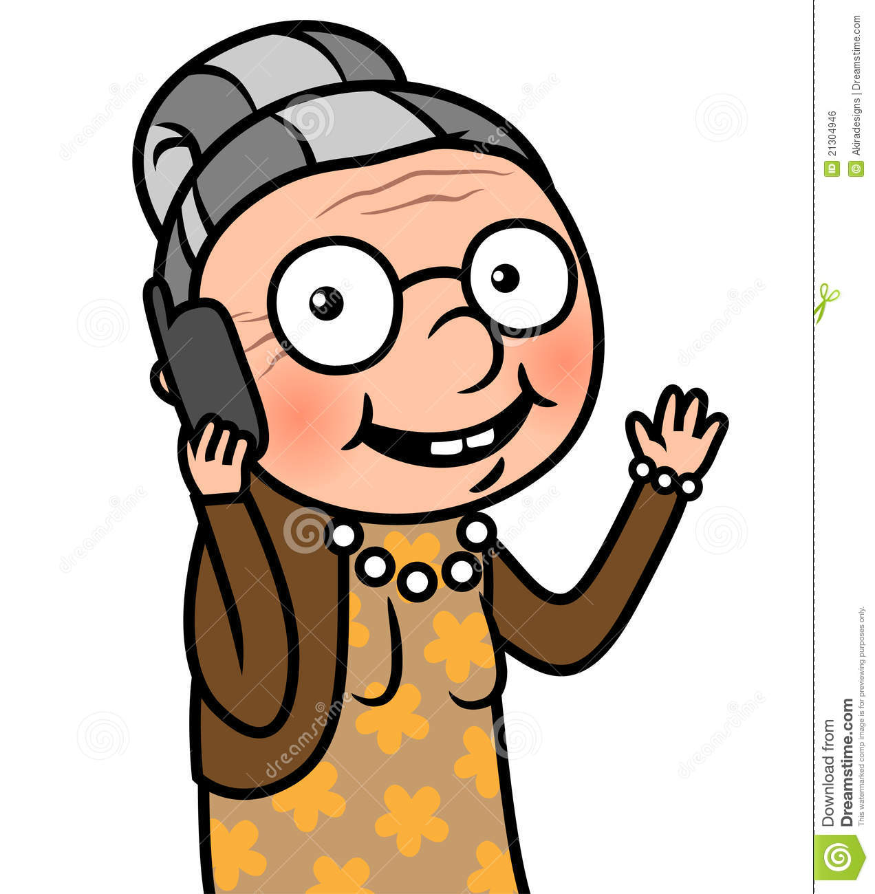 1272x1300 Clipart Old Lady