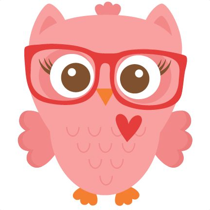 Cartoon Owl Clipart