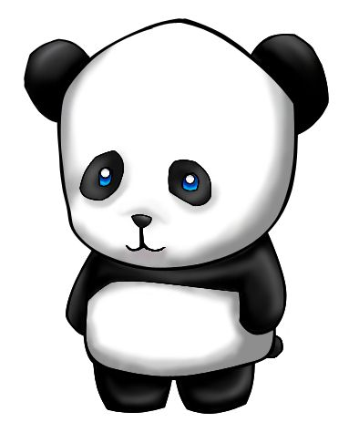 Cartoon Panda Bear Pictures