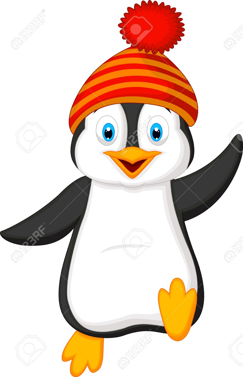 Cartoon Penguin Images
