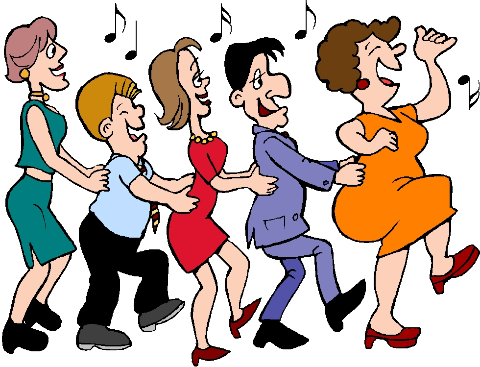 980x749 Dancing Clipart Music And Dance