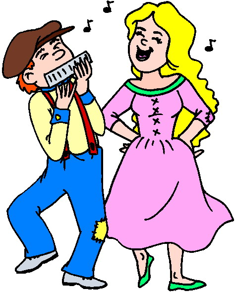 474x589 Clip Art People Dancing Clipart Image
