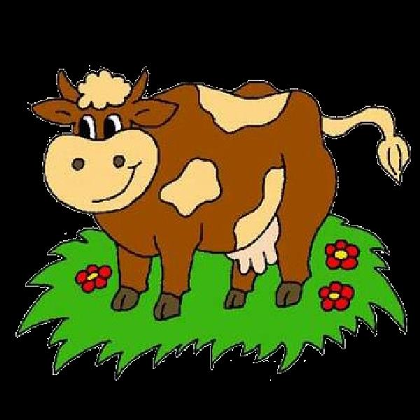 600x600 Farm Animals Clipart Cartoon