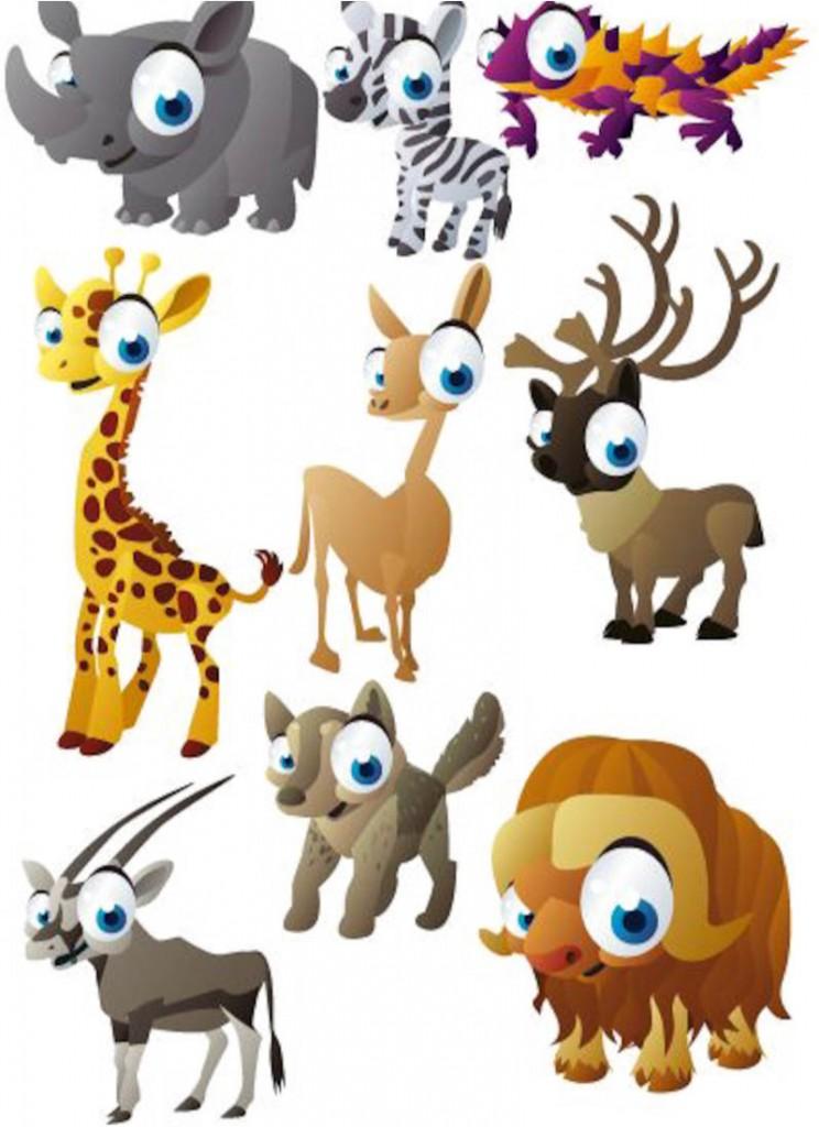 744x1024 Images Of Cartoon Animals
