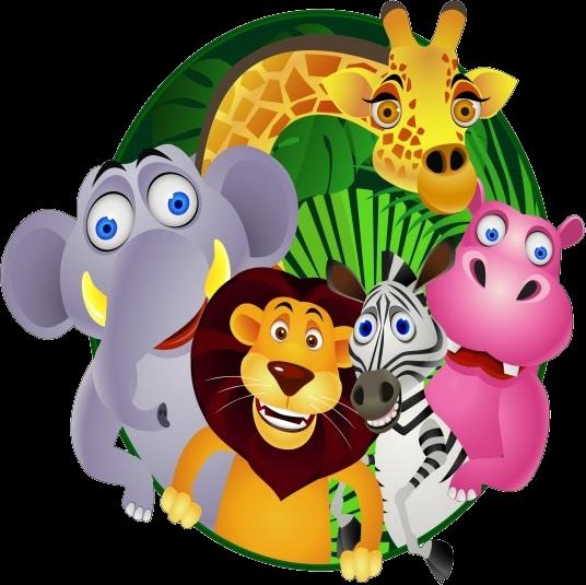 536x535 Cartoon Animal's Homepage