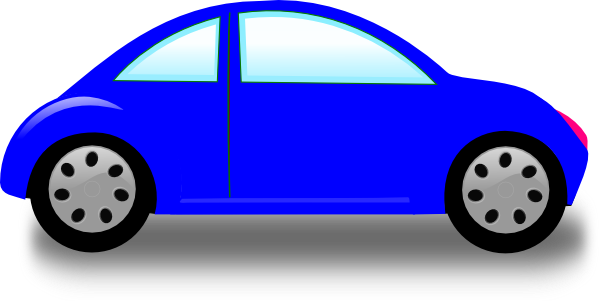 Cartoon Picture Of Car