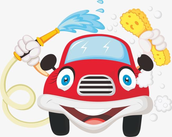 650x518 Cartoon Car, Cartoon, Compact Car, Car Wash Png And Vector