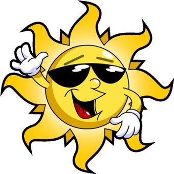 340x340 New Sunshine Cartoon Sunshine Cartoon Clipart Best Clipart Best
