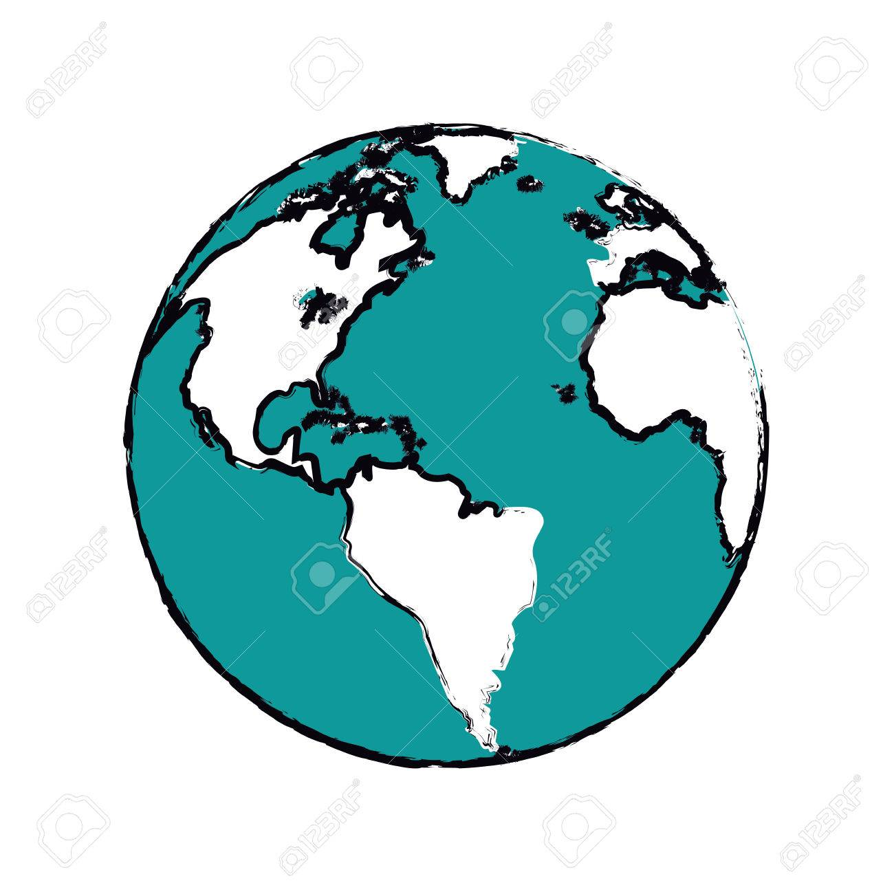 Cartoon picture of the world globe free download best cartoon 1300x1300 cartoon globe map world earth business icon vector illustration gumiabroncs Choice Image