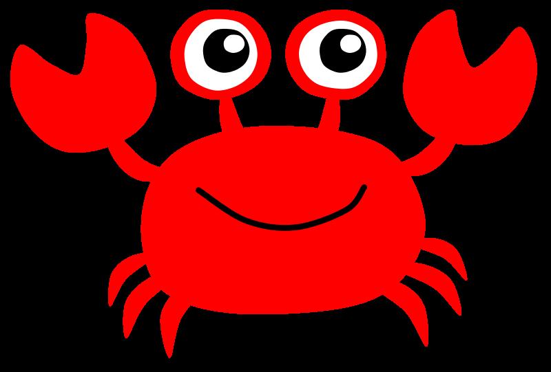 800x541 Crab Clip Art Cartoon Clipart Panda