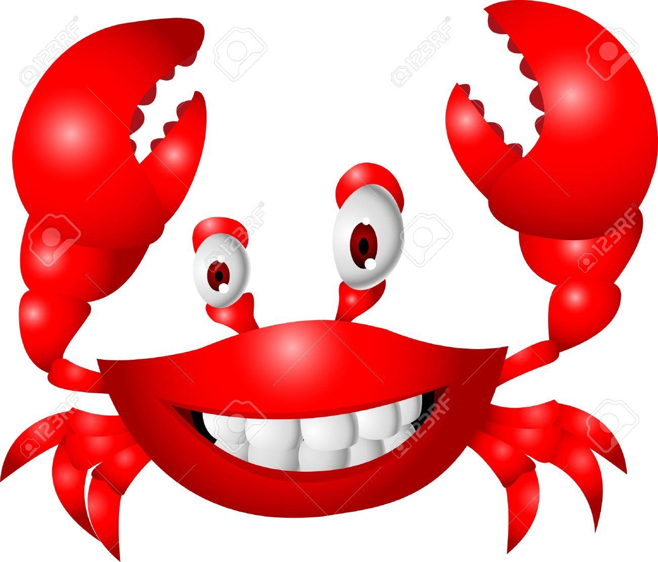 1300x1109 Funny Clipart Crab