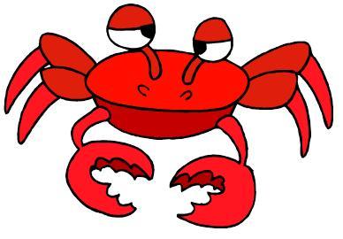 388x270 Cartoon Crab Clipart Free Clip Art Images Clipartwiz
