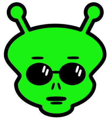 360x394 Alien 1