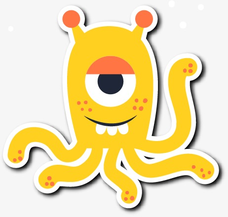 462x440 Cartoon Aliens, Cartoon, Alien, Vector Png And Vector For Free
