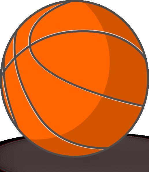 516x592 Basketball Clip Art