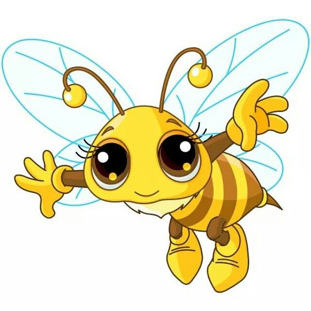 Cartoon Pictures Of Bees