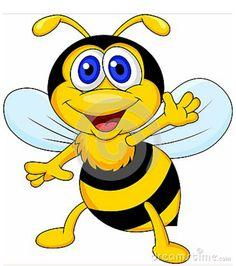 236x266 Honey Bee Clipart Image Cartoon Honey Bee Flying Around Honey