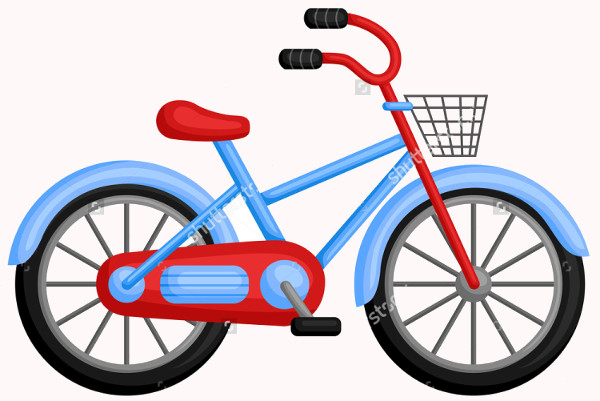 600x401 Bicycle Pictures Cartoon