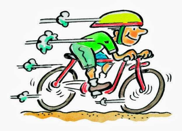 624x450 Bicycle Clipart
