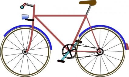 425x253 Bike Clipart
