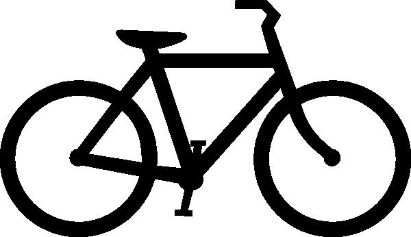 600x346 Bike Logo Clip Art