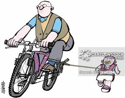 400x314 Bike Riding Cartoons And Comics