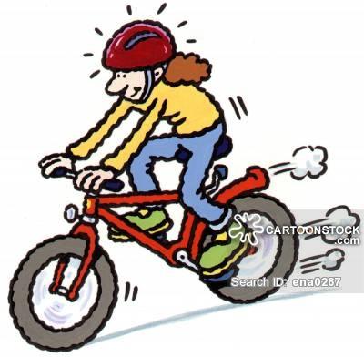 400x392 Cycle Helmet Cartoons And Comics