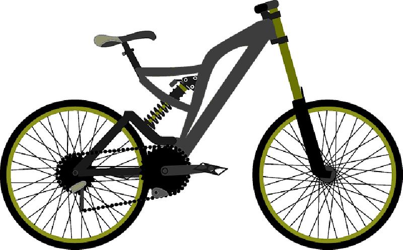 800x497 Outline, Mountain, Cartoon, Bikes, Transportation