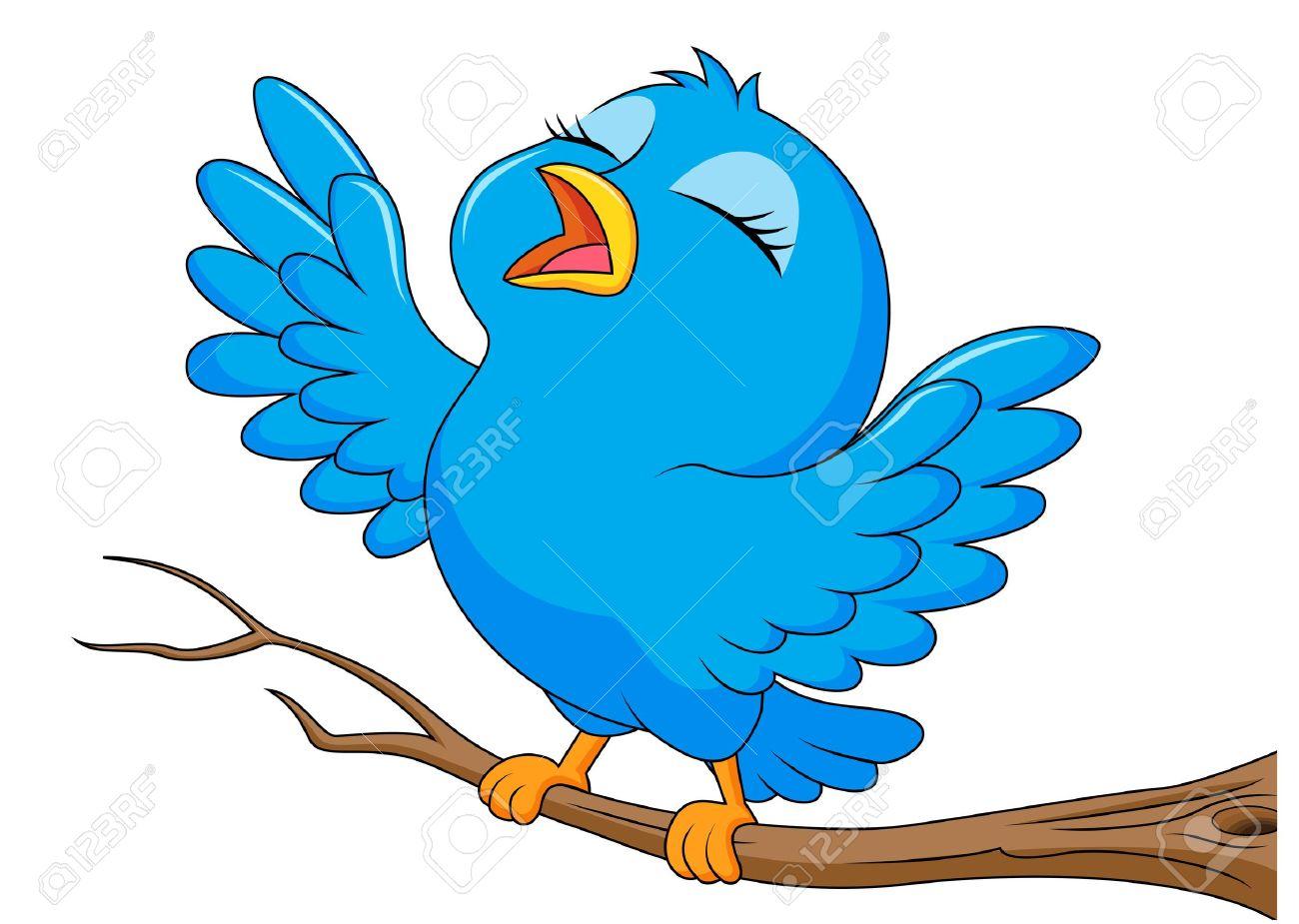1300x925 Bluebird Clipart Birds Chirping