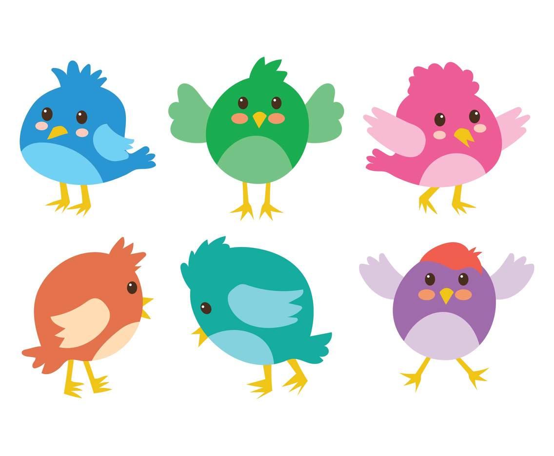 1136x936 Cartoon Birds Vector Vector Art Amp Graphics