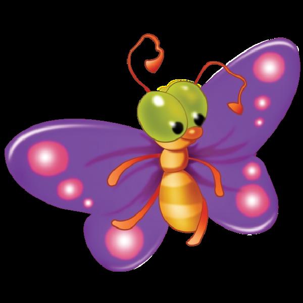 600x600 Cute Butterflies