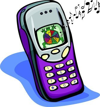 Cartoon Pictures Of Cell Phones