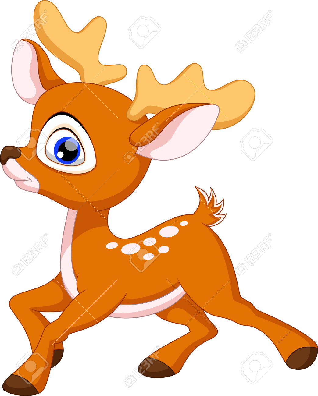 1043x1300 Buck Clipart Cute Deer