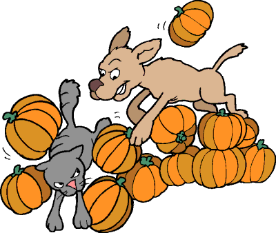 400x338 Cartoon Pictures Of Dogs And Cats