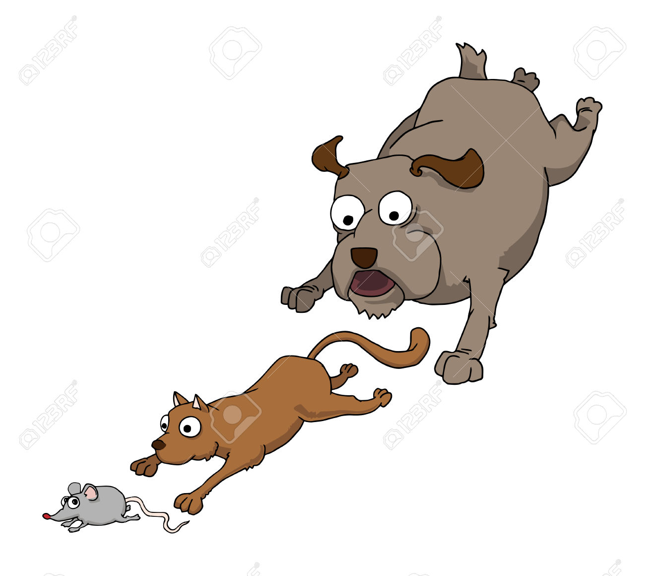 1300x1160 Mouse Clipart Cat Dog