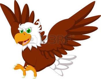 Cartoon Pictures Of Eagles