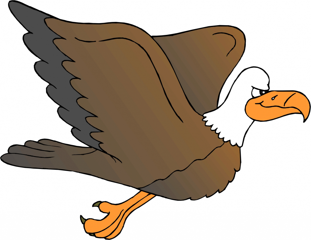 1024x790 Eagle Cartoon Drawing Pictures Of Cartoon Eagles Clipart Best