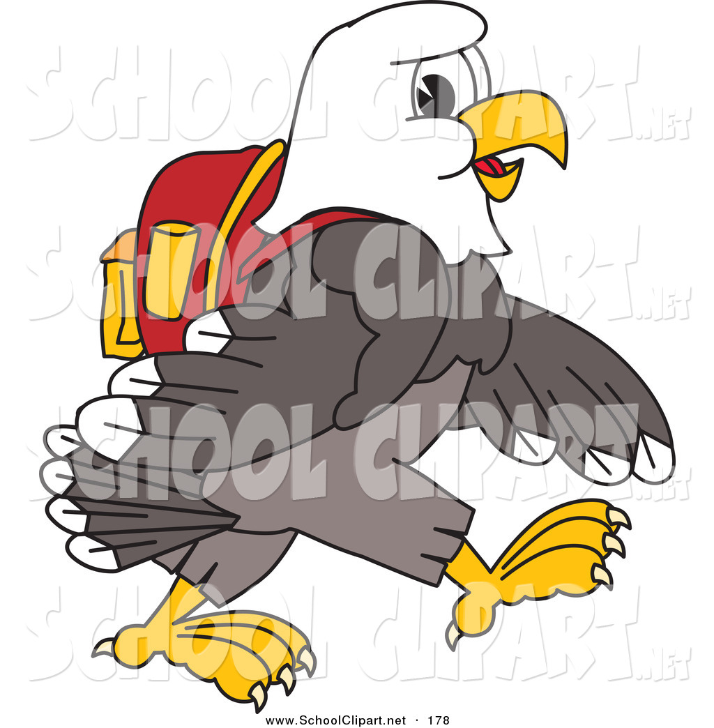 1024x1044 Royalty Free Bald Eagle Cartoon Character Stock School Designs