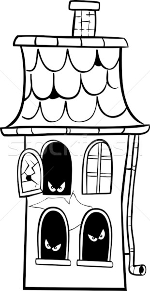 310x600 Haunted House Stock Photos, Stock Images And Vectors Stockfresh
