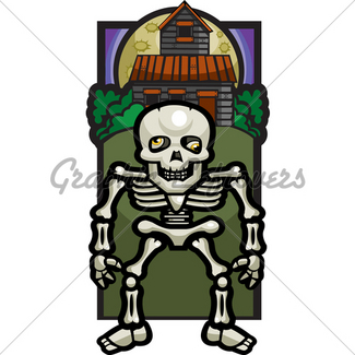 325x325 Scare Dark House Roots Gl Stock Images