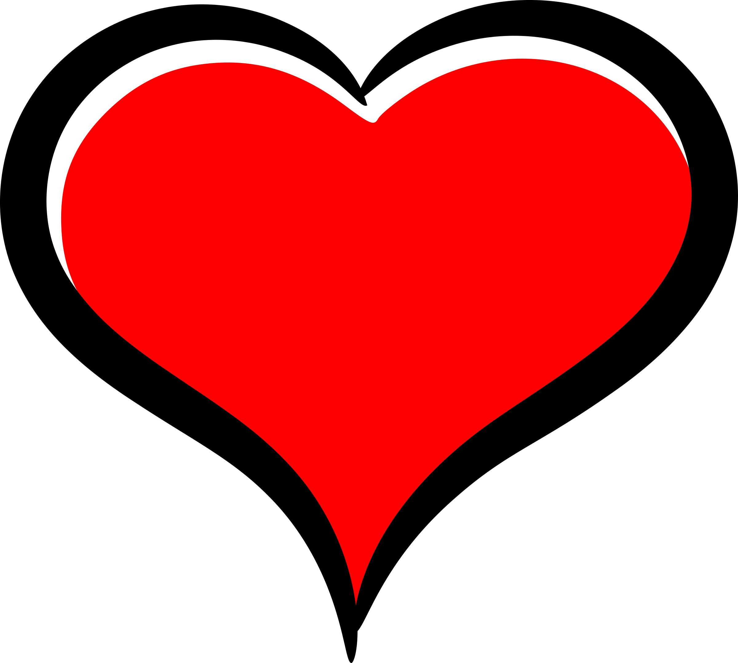 Cartoon Pictures Of Hearts   Free download on ClipArtMag
