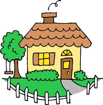 336x345 59 Best Houses Images School, Cartoon House