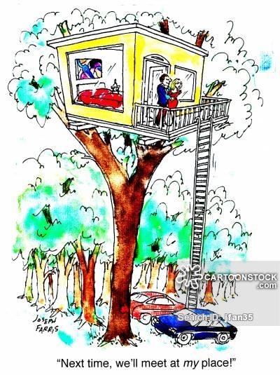 400x535 Tree Houses Cartoons And Comics