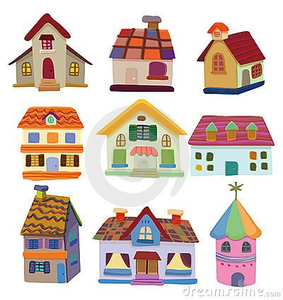 400x425 Best Cartoon House Ideas House Drawing, Game